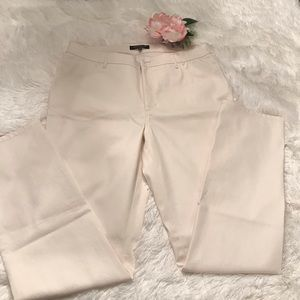 Lafayette 148 Cream Denim Jeans with Elastane - 12